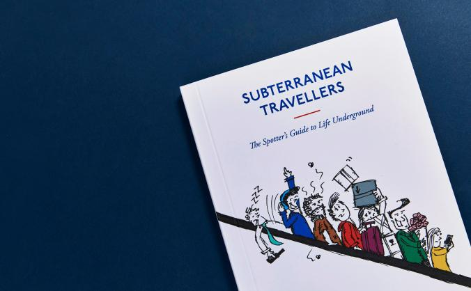 Subterranean Travellers - The Spotter's Guide