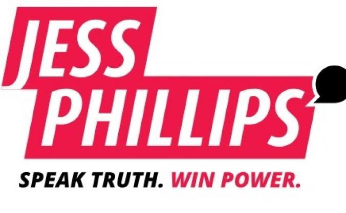 Jess Phillips for Labour Leader campaign