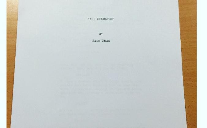 THE OPERATOR SHORT FILM
