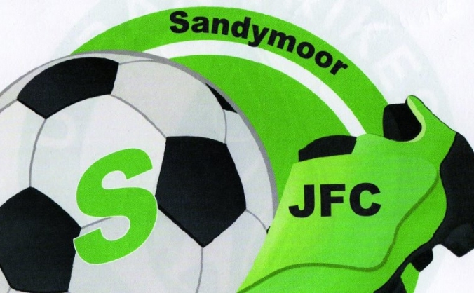 Sandymoor JFC: New kit for growing kids!