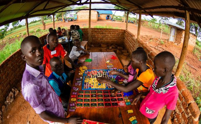 4th Uganda Village Boardgame Convention and Clubs