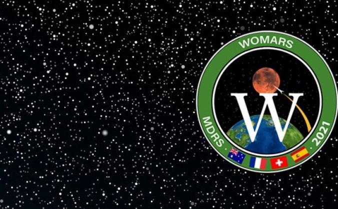 WoMars - MDRS Crew 238
