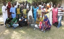100 Friends for Lamin and Bakary