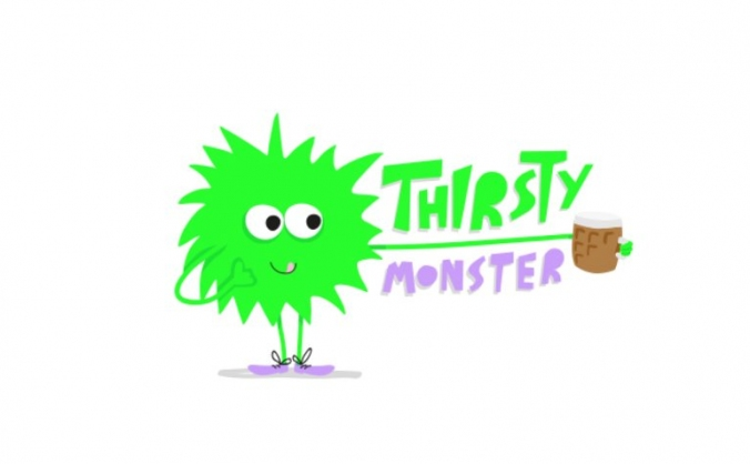 Thirsty Monster - The Useful Tourist Guide