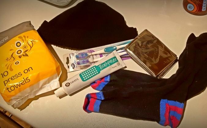 Homeless Survival Packs