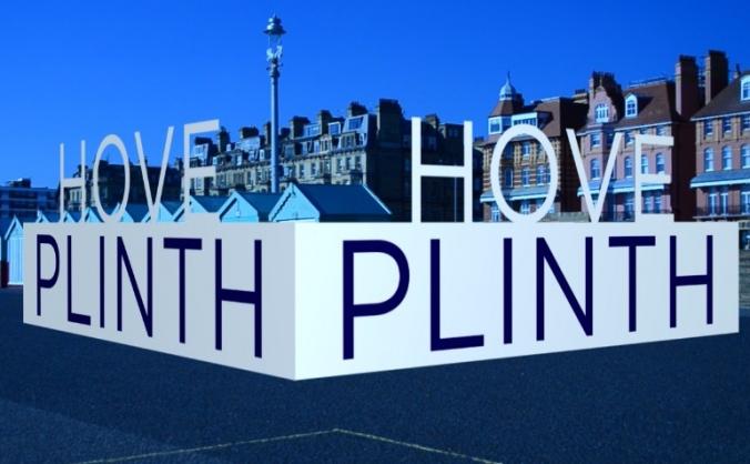 Hove Plinth - a new site for public art