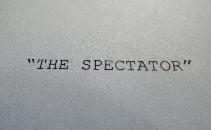 The Spectator - Short Film