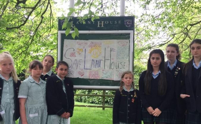 Save Lavant House School