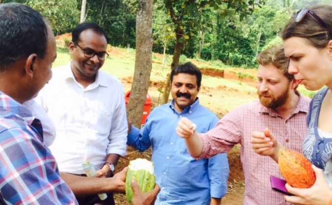 Happy families: supporting Indian coffee farmers