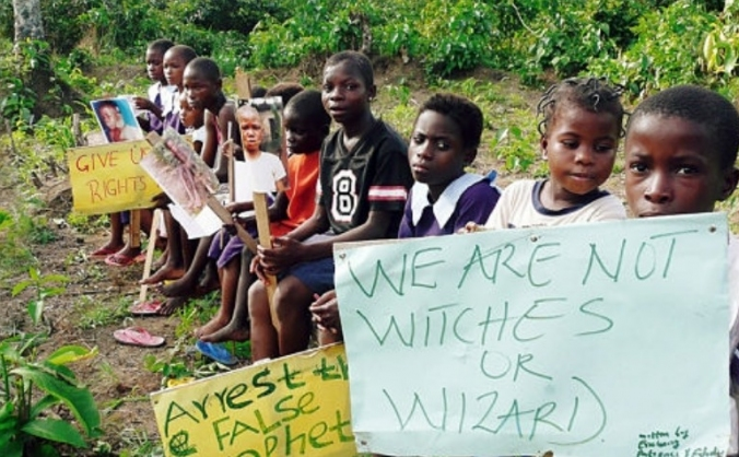 Preventing Child Witchcraft Accusations