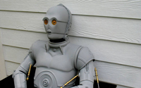 Help me become C3PO for Children's charities