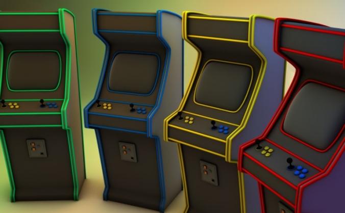 Retro Gaming Arcade - £30,000 already secured!