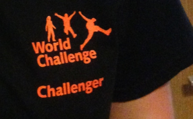 Challenge me, Challenge You