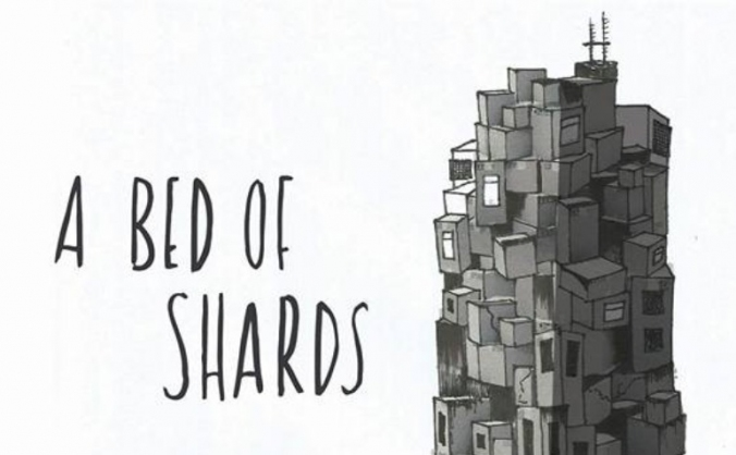 A Bed Of Shards Theatre Production