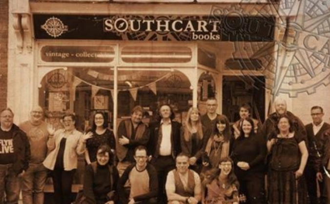 the southcart books bookshop big move