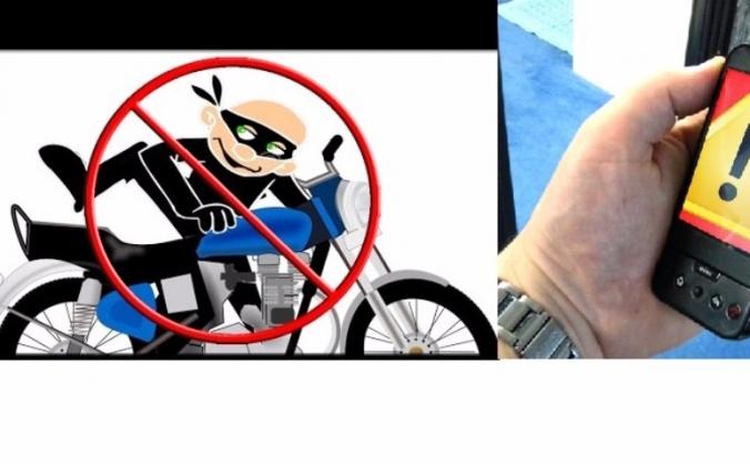 Motorbike Thief Alert