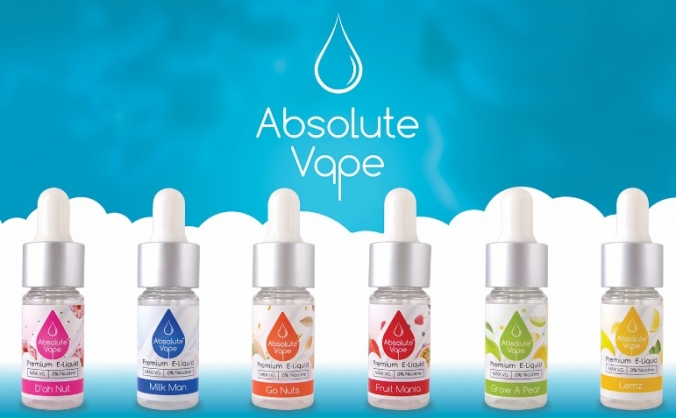 Absolute Vape - Premium Quality E Liquid