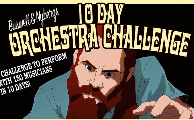 Help Fund The 10 Day Orchestra Challenge