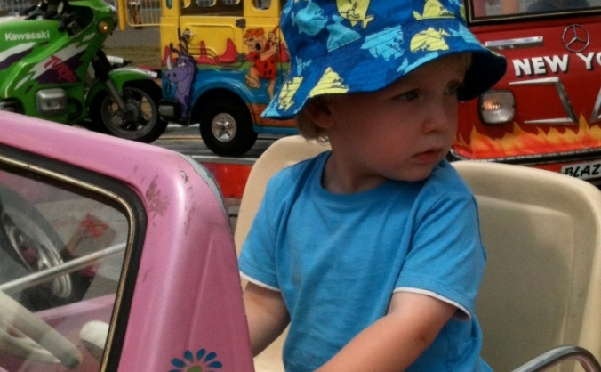 Brooklands Family Fun Day