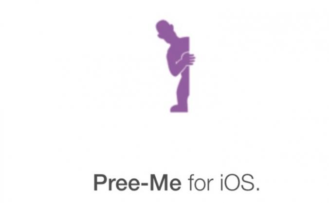 PreeMe iOS App