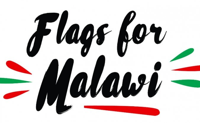 Flags For Malawi