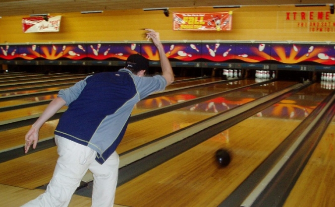 I want to go bowling