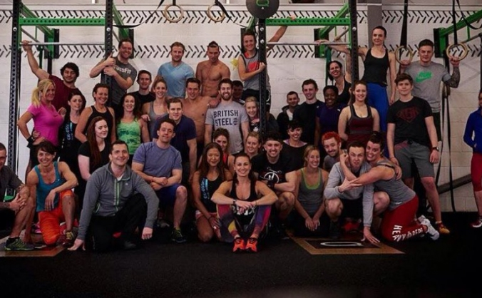 Keep the CrossFit QDos Community together!