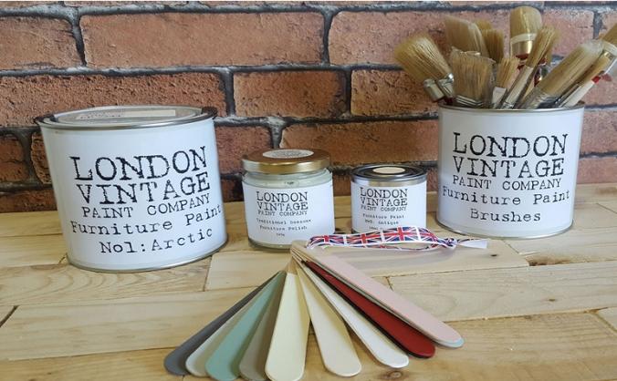 London Vintage Paint Company