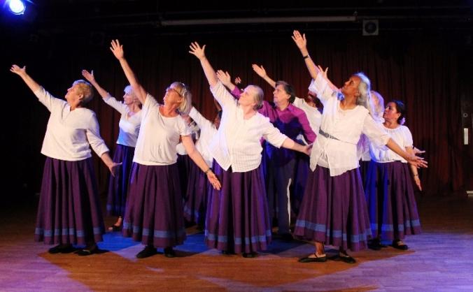 Sagacity! Festival of Older People Dancing