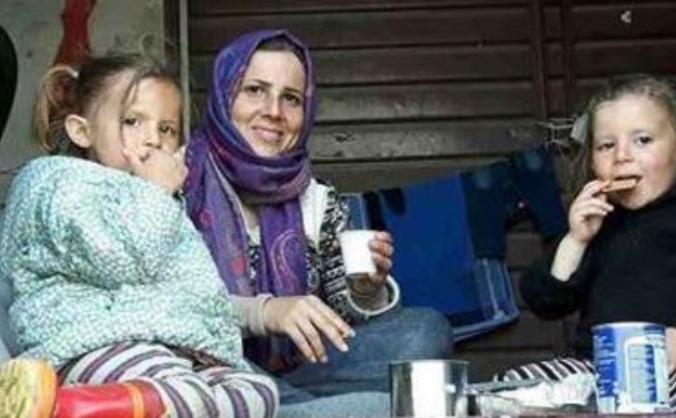 Fidelma's Fundraising for Alexandreia Refugee Camp