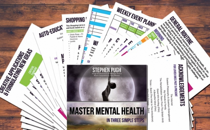 Master Mental Health Mobile App