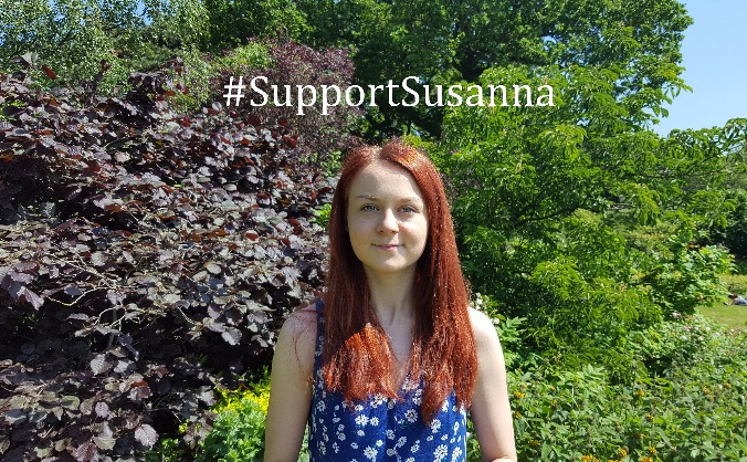 #SupportSusanna