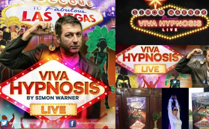 Help Us Take Viva Hypnosis To Edinburgh!