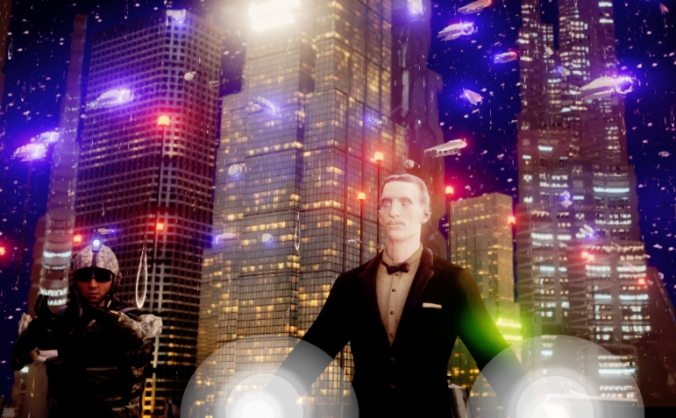 The Interceptor - CyberPunk Detective
