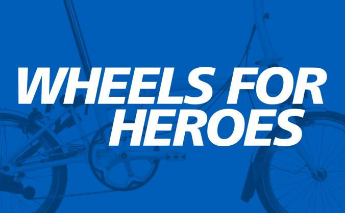 The Race - Wheels For Heroes