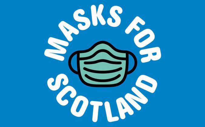 Masks for Scotland