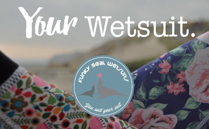 Funky Seal Wetsuits | Patterned Wetsuits