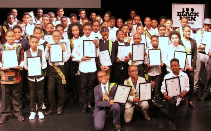 100 Black Men of London - Mentoring Programme