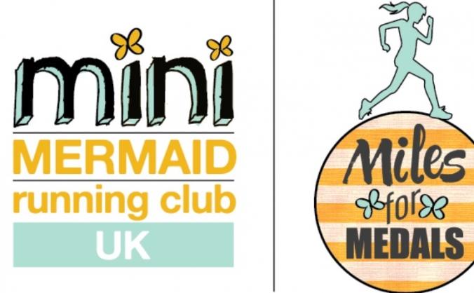 Mini Mermaid Running Club UK - Miles for Medals
