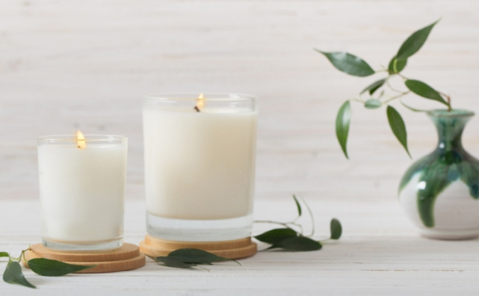The Perfume Garden Candles