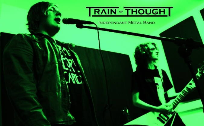 Train Of Thought (metal band) - debut album fund