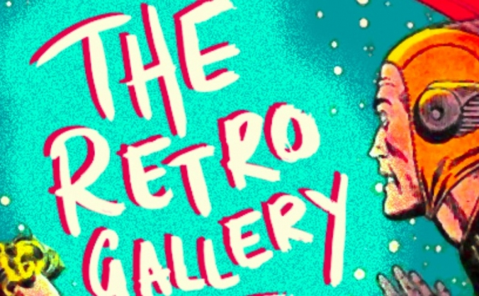 The Retro Gallery - Free Gallery Space!