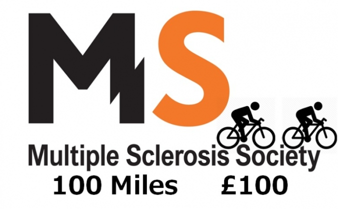 Cycling 100 Miles for MS