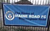 Maine Road FC - support your team