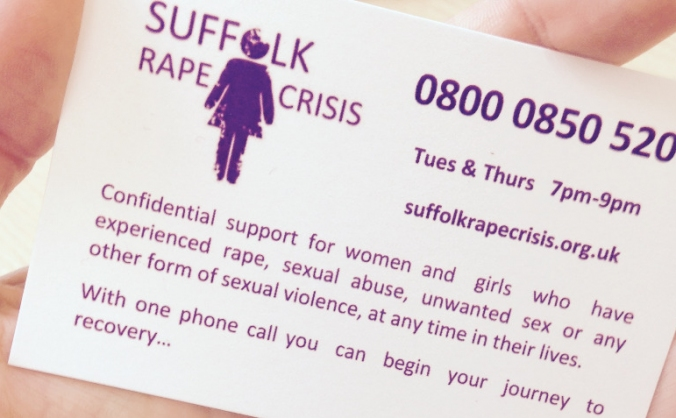 Suffolk Rape Crisis