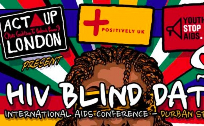 HIV Blind Date takes to the World Stage!