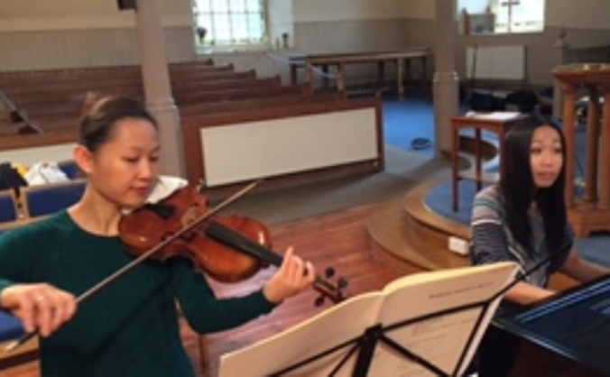 Chamber Music in Aid of Refugees