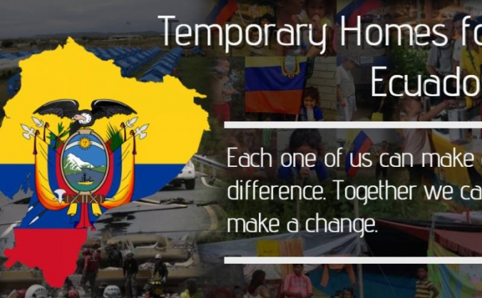 Temporary Homes for Ecuador