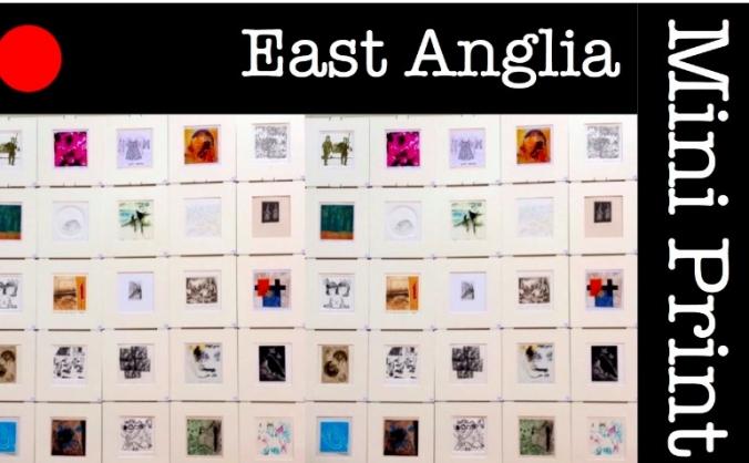 East Anglia Mini Print Exhibition