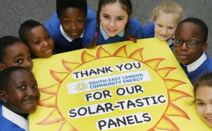 Go Solar South East London
